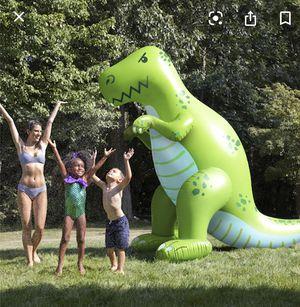 Bigmouth Ginormous t-Rex Sprinkler for Sale in Norfolk, VA