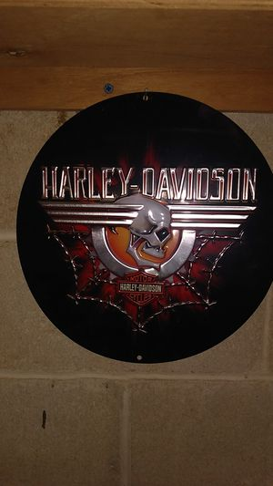 Harley Davidson Sign Brand New for Sale in Egg Harbor City, NJ