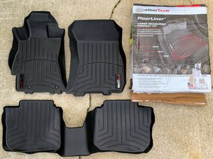 WeatherTech Floor Liners (2010-2014 Subaru Outback and Legacy) for Sale in Midland, MI