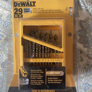 Dewalt 29 Pc Drill But Set for Sale in Compton, CA
