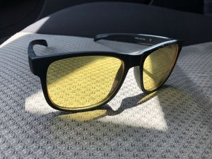 Yellow tinted glasses for Sale in Duluth, MN
