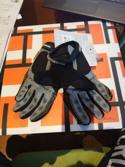 XL MOUNTAIN Bike Long Finger GLOVE Synth Leather/Nylon for Sale in Oregon City,  OR
