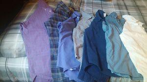 Camisas para niño tallas 10/12 for Sale in Lodi, CA