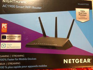 Netgear router & range extender for Sale in Menges Mills, PA
