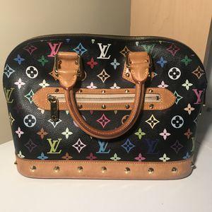 Auth. Louis Vuitton Alma PM Rainbow Monogram Bag for Sale in Tucker, GA