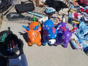 Jumping toys for kids for Sale in Hemet, CA