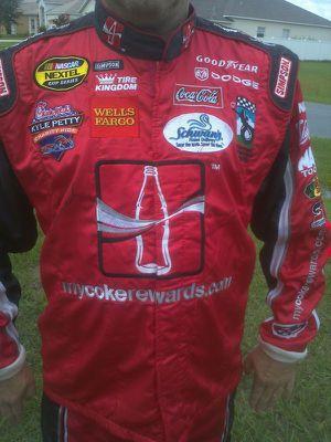 NASCAR/ Coke fire suite, large for Sale in Poinciana, FL