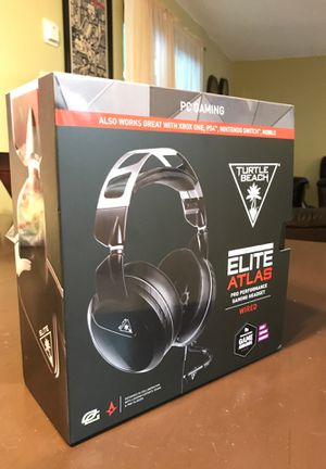 Turtle Beach Gaming Headset for Sale in Lakewood, CA