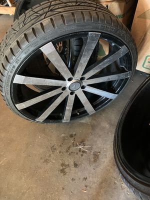 Velocity 22 inch rims for Sale in Aurora, CO