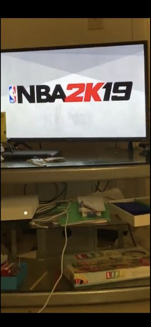 Xbox One S 1TB W/ NBA 2K19 for Sale in St. Louis, MO