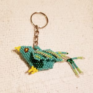 Beaded bird keychain for Sale in Columbus, OH