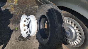 HD TRAILER RIM AND TIRE. for Sale in Inman, SC