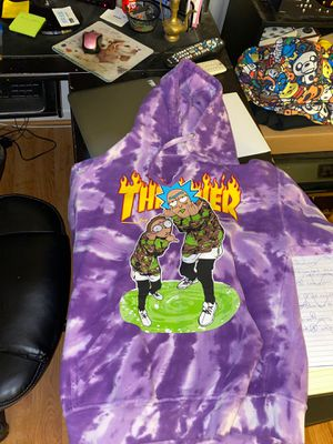 Custom Thrasher Hoodie for Sale in Eagleville, PA