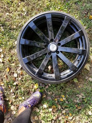 Rim's and tires for Sale in Riverdale, GA
