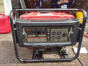 Predator 4000 watt generator for Sale in Darrington, WA
