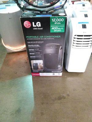 LG 12000 BTU Portable Air Conditioner for Sale in Phoenix, AZ
