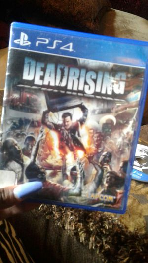 Deadrising ps4 game for Sale in Tampa, FL