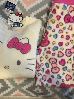 Hello Kitty Girls Pj Set Size s (6-6x) for Sale in Monterey Park,  CA