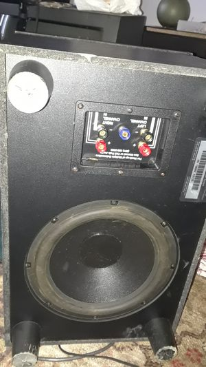 Polk Audio Subwoofer for Sale in Vancouver, WA