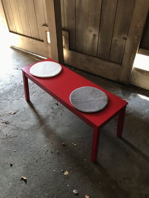 Coffee Table/ Bench for Sale in Santa Clara, CA