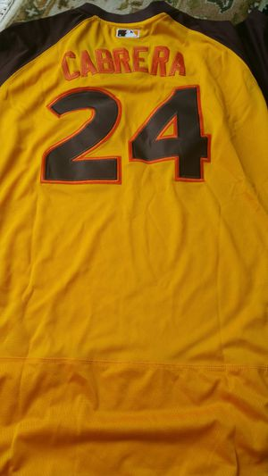 ALL STAR BASEBALL JERSEY for Sale in Chantilly, VA