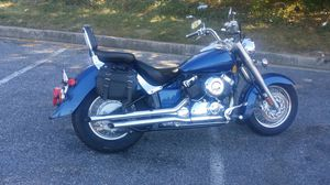 01 yamaha v star 650 in excellent condition 8,700 miles $3500 no trade. for Sale in UNIVERSITY PA, MD