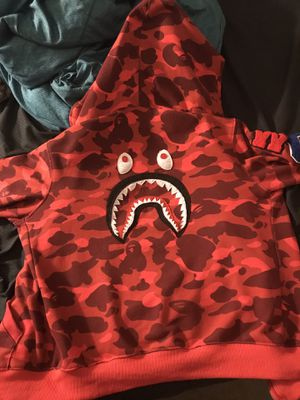 Bape jacket size medium in men's for Sale in Parma, OH