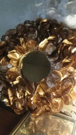 Metallic Gold Glam Mirror!!! for Sale in Franklinville, NJ