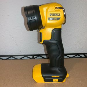 BRAND NEW LED WORKLIGHT (TOOL ONLY) NO BATTERY-NO CHARGER -- PRECIO FIRME--FIRM PRICE for Sale in Dallas, TX