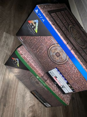Ark survival evolved limited collectors edition (ps4 and xbox one) for Sale in Los Angeles, CA