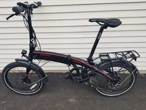 Oyama folding electric bike for Sale in Chantilly, VA