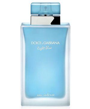 Dolce & Gabbana Light Blue Eau Intense Eau de Parfume Spray (women's perfume fragrance) for Sale in Hialeah, FL