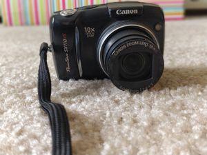 Canon PowerShot SX110 Camera for Sale in Peoria, IL
