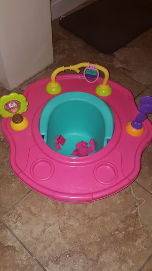 Baby booster/activity seat for Sale in Laveen Village, AZ