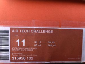 Nike Air Tech Challenge (Size 11) Agassi MAKE AN OFFER for Sale in Los Angeles, CA