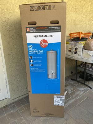 Rheem water heater for Sale in Los Angeles, CA