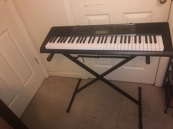 Casio CTK-2080 Piano