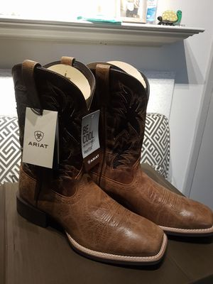 Brand New ariat boots (men's size 11) for Sale in Lewisville, TX