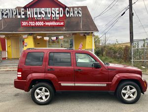 2012 Jeep Liberty for Sale in Fort Washington, MD
