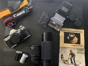 Canon Ae-1 Camera for Sale in Goodyear, AZ