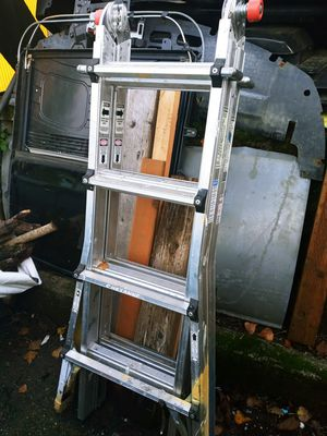 Little giant 17' ladder for Sale in Tacoma, WA