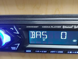 Car stereo :Dual digital media player with Bluetooth usb aux input 200 watts ( no cd player) for Sale in Bell Gardens,  CA