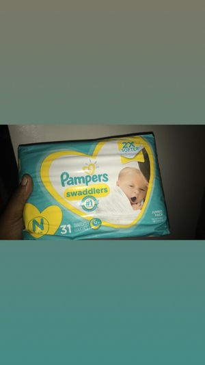 80 Newborn Diapers for Sale in Fresno, CA