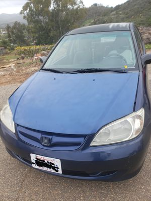 2004 honda civic Lx for Sale in Fallbrook, CA