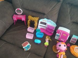 Shopkin toys , lola loopsi doll, make offer for Sale in Puyallup, WA