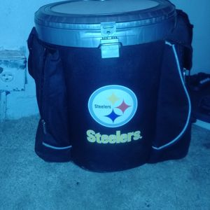 Pittsburgh steelers Pak Chest Cooler for Sale in Bell Gardens, CA