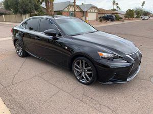 2014 Lexus Is F-sport for Sale in Phoenix, AZ