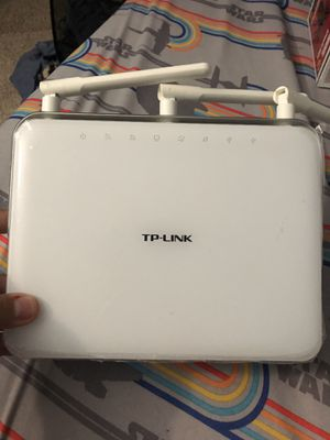 TP-Link router for Sale in South Hadley, MA