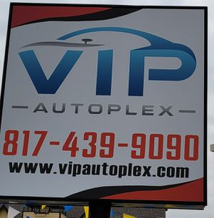 VIP AUTOPLEX for Sale in Fort Worth, TX