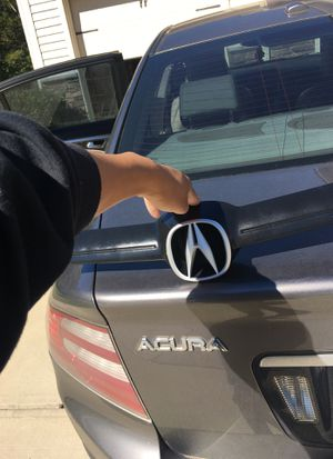 Acura Front Grille Symbol for Sale in Charlotte, NC